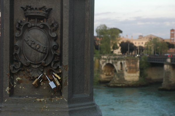 Rome's Tiber Riverfront