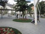 Safe green public spaces