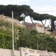 The Aventine from Lungotevere