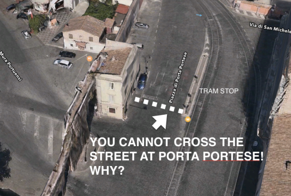 PORTAPORTESE CROSSING