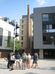 CCCB walk Pobleneu urban regeneration